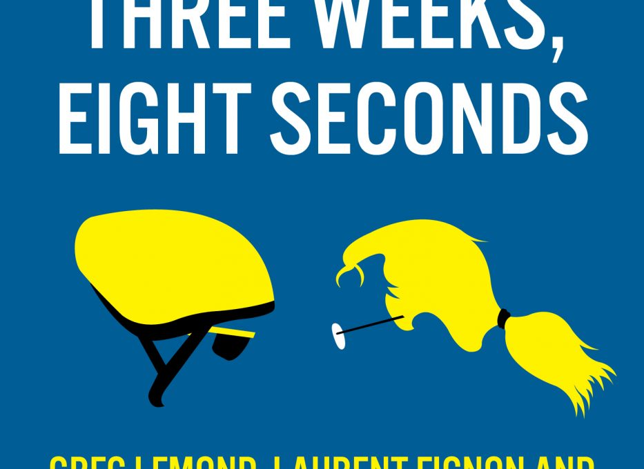 Three Weeks Eight Seconds