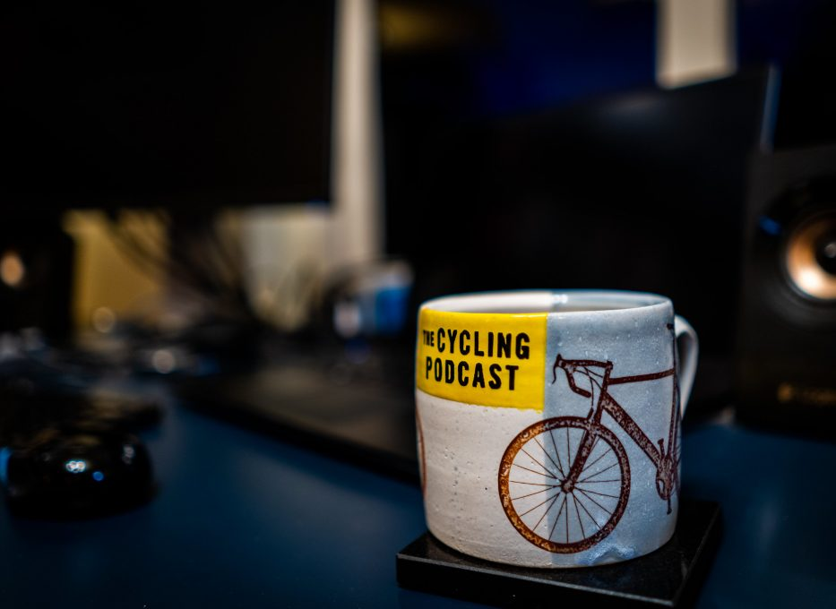 Cycling Podcast Mug